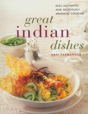 Cover of: Great Indian Dishes by Rafi Fernandez