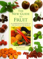 Cover of: The New Guide to Fruit