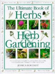 Cover of: Ultimate Book of Herbs & Herb Gardening