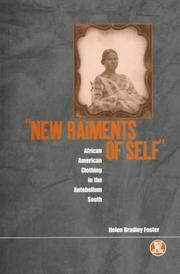 Cover of: New Raiments of Self
