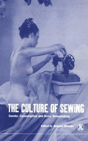 Cover of: The Culture of Sewing