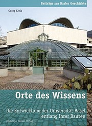 Cover of: Orte des Wissens