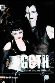 Cover of: Goth | Fabrice Virgili