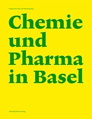 Cover of: Chemie und Pharma in Basel. 2 Bände