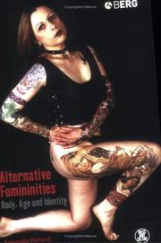 Cover of: Alternative Femininities: Body, Age and Identity (Dress, Body, Culture)