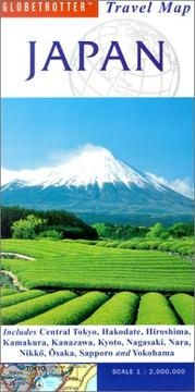 Cover of: Japan Travel Map