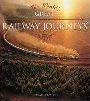 Cover of: The World's Great Railway Journeys (Top)