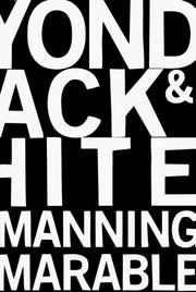 Cover of: Beyond Black and White | Manning Marable