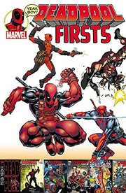 Cover of: Deadpool Firsts
