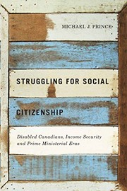Cover of: Struggling for Social Citizenship