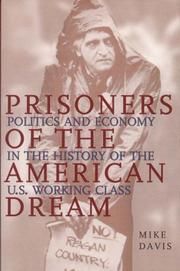 Cover of: Prisoners of the American dream