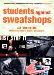 Cover of: Students Against Sweatshops | Liza Featherstone