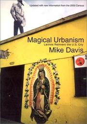 Cover of: Magical urbanism