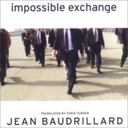 Cover of: Impossible Exchange
