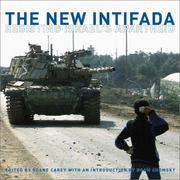 Cover of: The New Intifada: Resisting Israel's Apartheid
