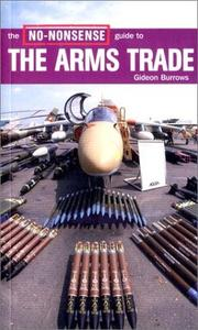 Cover of: The No-Nonsense Guide to the Arms Trade (No-Nonsense Guides)