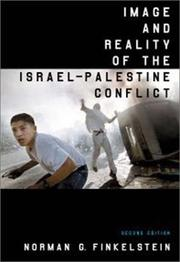 Cover of: Image and Reality of the Israel-Palestine Conflict