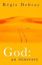 Cover of: God | Regis Debray