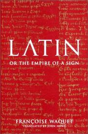 Latin, or, The empire of the sign