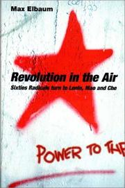 Cover of: Revolution in the Air