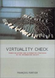 Cover of: Virtuality Check
