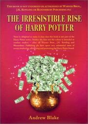 Cover of: The irresistible rise of Harry Potter