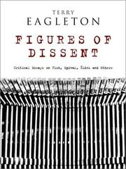 Cover of: Figures of Dissent