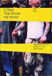 Cover of: Five days that shook the world