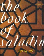 Cover of: The book of Saladin