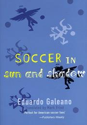 Cover of: Fútbol a sol y sombra