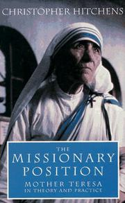 Cover of: The Missionary Position