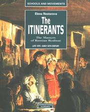 Cover of: The Itinerants: The Masters of Russian Realism