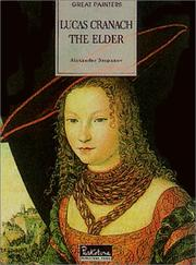 Cover of: Lucas Cranach the Elder