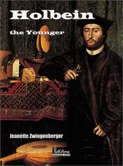 Cover of: Holbein