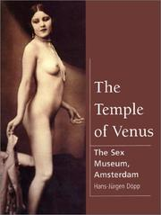 Cover of: The Temple of Venus