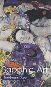 Cover of: Sapphic Art (Temptation Collection)