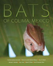 Cover of: Bats of Colima, Mexico
