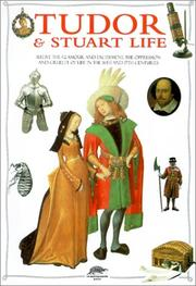 Cover of: Tudor & Stuart Life