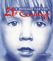 Cover of: A Message for the 21st Century