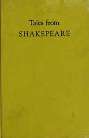Cover of: Tales from Shakspeare | Charles Lamb