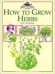 Cover of: GROWING WITH HERBS (CULPEPER HERBAL GUIDES)