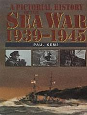 Cover of: Pictorial History of the Sea War 19