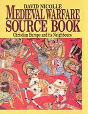 Cover of: Medieval Warfare Source Book Christian E (Medieval Warfare Source Book)