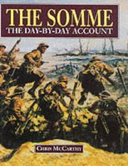 Cover of: The Somme