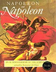 Cover of: Napoleon on Napoleon