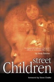 Cover of: Street Children