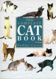Cover of: THE COMPLETE CAT BOOK