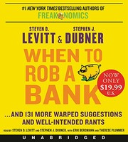 Cover of: When to Rob a Bank Low Price CD
