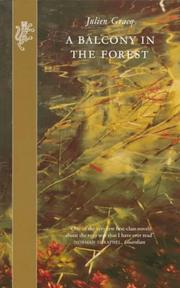 Cover of: A Balcony in the Forest