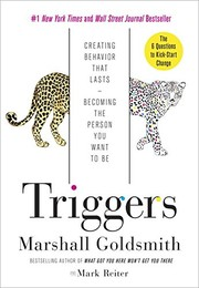 Cover of: Triggers | Marshall Goldsmith